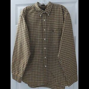 AMERICAN EAGLE OUTFITTERS Plaid Button Down M